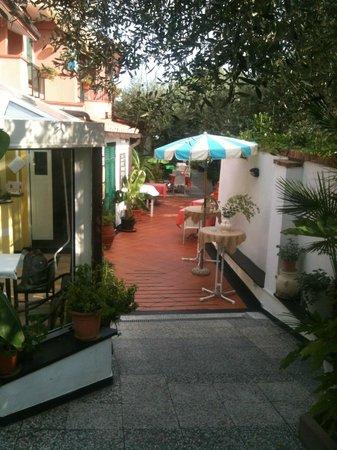 Villa Giada Resort: Restaurangen
