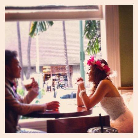 Sheraton Waikiki: Another Japanese Wedding ... cute!