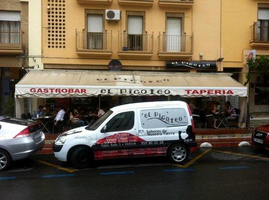 El Picoteo de la Rocina - facade
