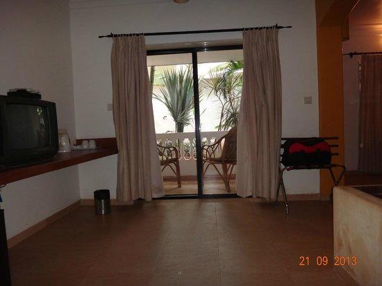 Casablanca: Room