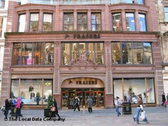 House Of Fraser Wedding Gifts: House Of Frasers (Glasgow)