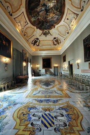 Palermo, Itália: Sala Serenario