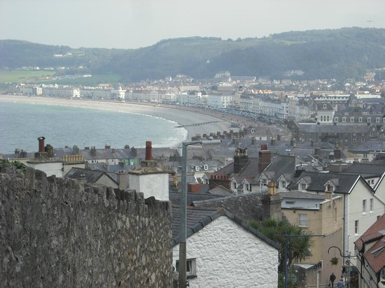 Great Orme Family Golf: View from the top