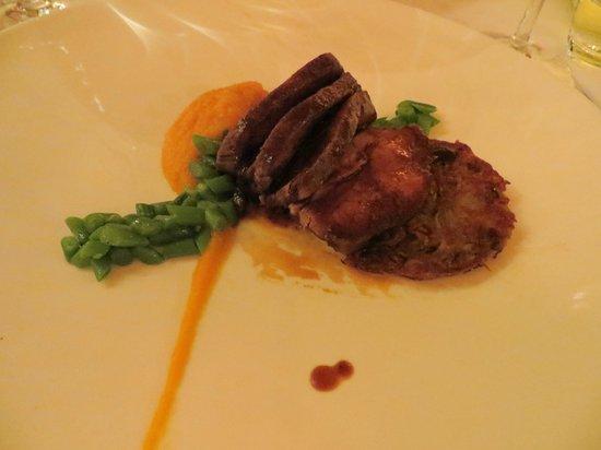 Graves Restaurant - Wijnbar : Lamb Main Course