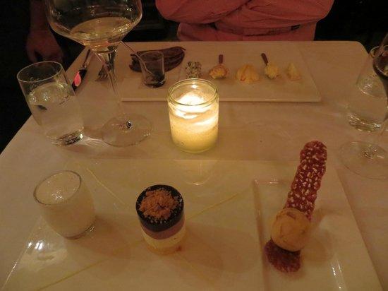 """Graves Restaurant - Wijnbar : Chocolate """"cake"""""""