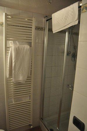 Albergo Falterona: bagno