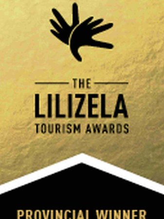 The Knysna Belle: Lilizela B&B award 4 star for excellence 2013/2014