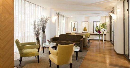 Best Western Le Colisée: Lobby // Lounge