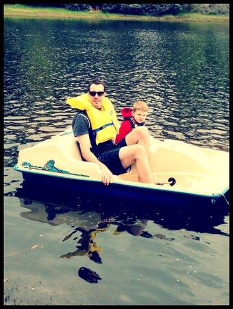 Glenlynn Cottages: Family Fun