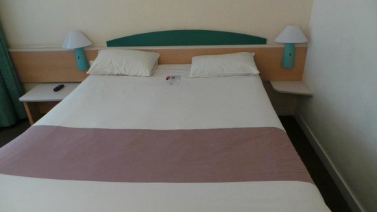 Ibis Paris Grands Boulevards Opera 9eme: Cama
