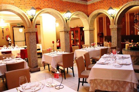 Restaurante Casona de Torres: Patio Restaurante