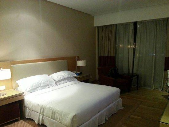 Century Kuching Hotel: Room`Entrance View