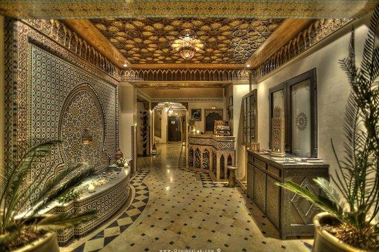 Amani Hôtel Appart : Lobby