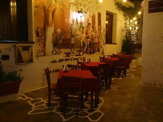Taverna Alexandros: Nice