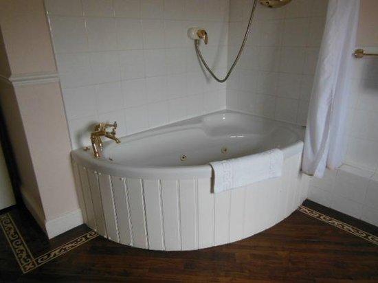 The Lake Isle: Very functional bath/Shower