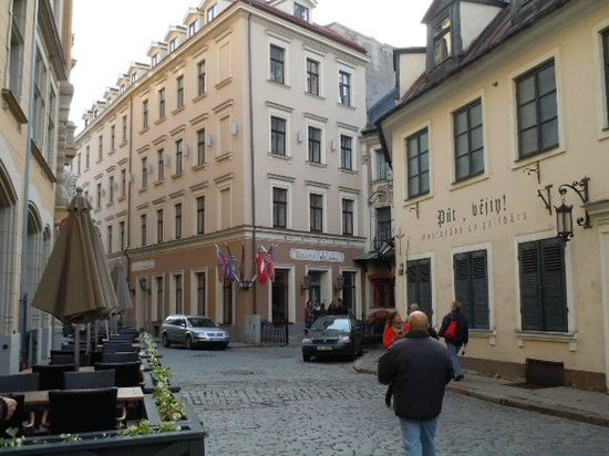 Hotel Justus: Albergo