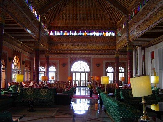Atlantic Palace Agadir: Le Hall