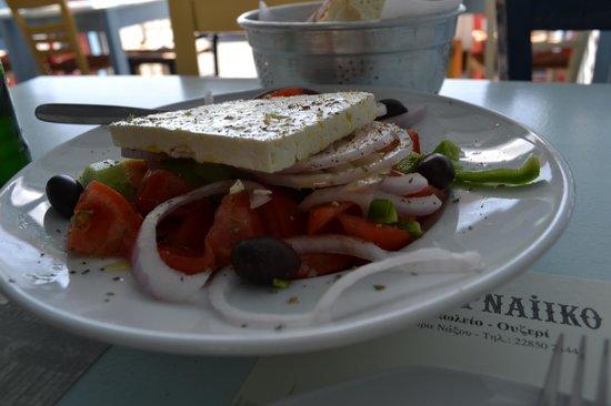 Smyrneiko : Best Greek Salad Ever.