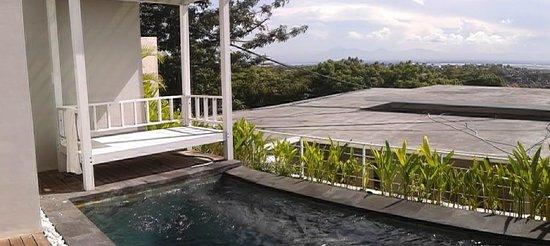 Paradise Loft Villas Jimbaran: private pool