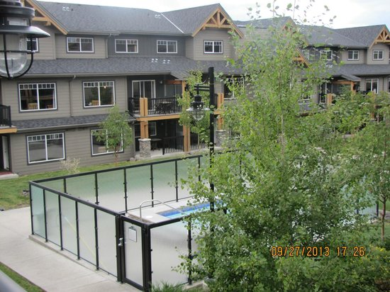 Copperstone Resort: Hot tub
