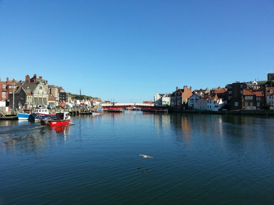 The Angel Hotel: Whitby Harbour