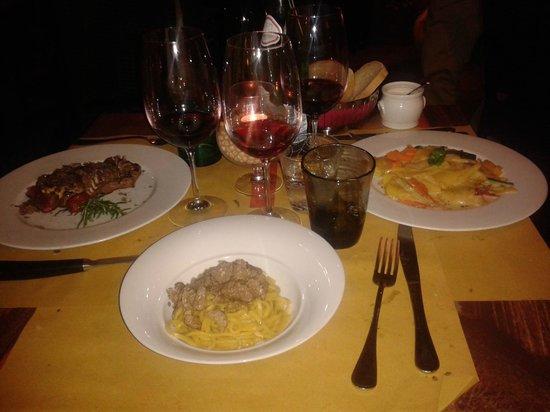 Cum Quibus: Splendidi piatti