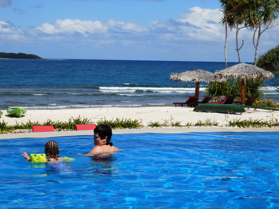 Nasama Resort: View from the Pool
