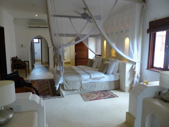 Swahili Beach Resort: Bedroom