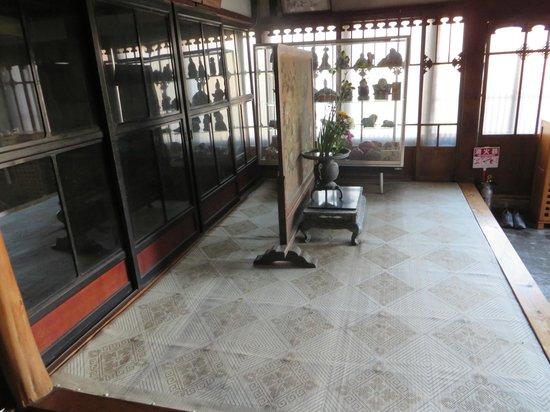 Kanazawaya Ryokan : Entrance