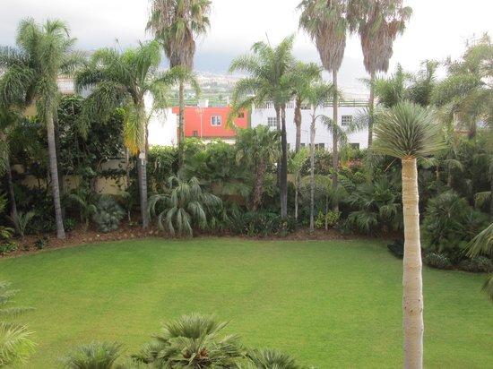 Hotel Tigaiga: Garten