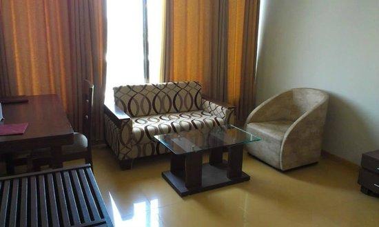 Jeevantara Resort: Room