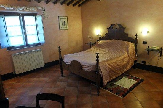 Sarna Residence: la chambre