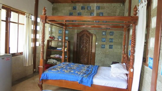 Puri Uluwatu Villas: Room