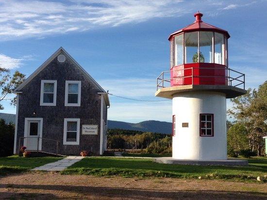 St. Paul Island Museum & Lighthouse