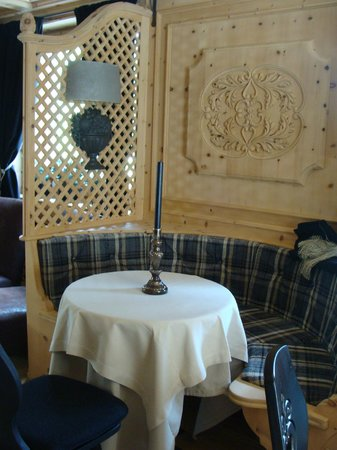 Hotel Sonne: Loved the decor