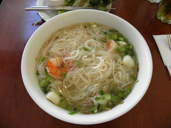 Darren's Cafe: Zuppa di noodles