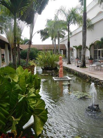 Dreams Punta Cana Resort & Spa: Beautiful Patio, Pool, and Beach