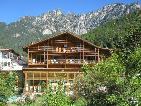 Cyprianerhof Dolomit Resort: L'ala nuova