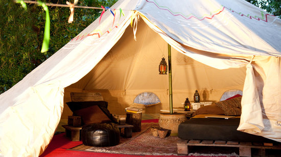 Dreamsea Surf Glamping Tents