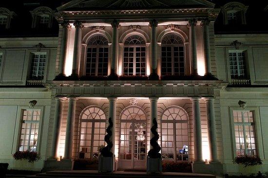Restaurant L'Origan, du Château d'Artigny : Chateau d'Artigny
