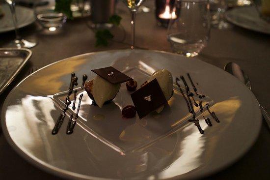 Restaurant L'Origan, du Château d'Artigny : Десерт
