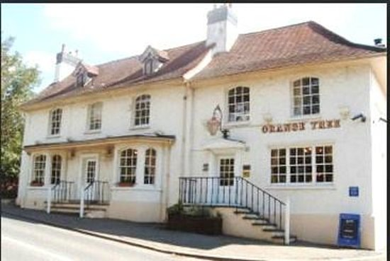 Romford, UK : The Orange Tree pub ,Orange Tree Hill ,Havering.