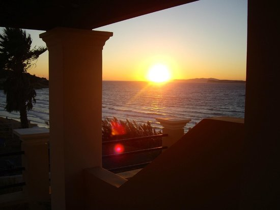 Delfino Blu Boutique Hotel: ANOTHER sunset!