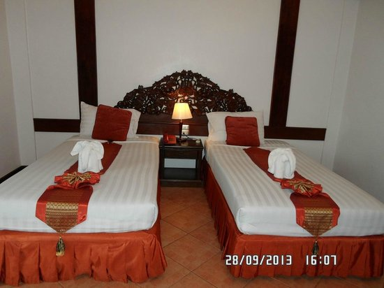 Baan Boa Resort: Room
