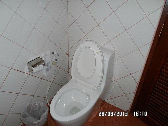 Baan Boa Resort : Bathroom