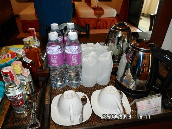 Baan Boa Resort : Drinks