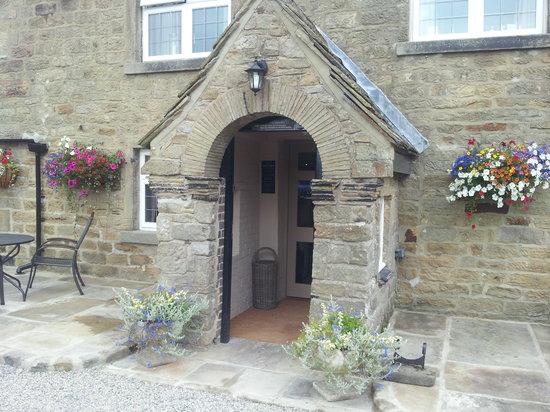 The Sawley Arms: Sawley Arms Entrance