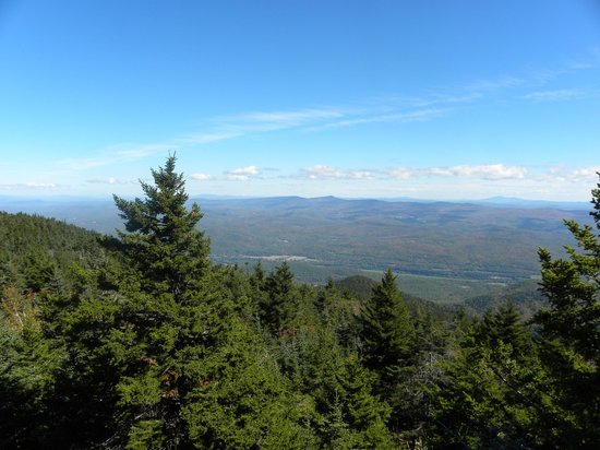 Mount Ascutney: View From Summit