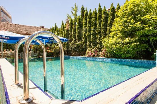 Hotel Europe Sofia : Swimming pool