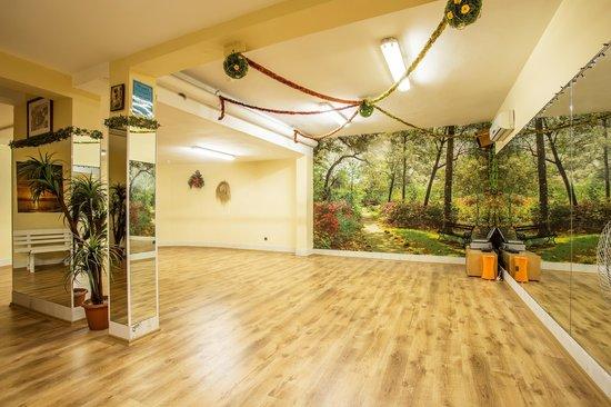 Hotel Europe Sofia : Dance centre